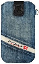 Diesel Whisper Sleeve M denim blauw iPhone 3/4/4S