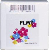 FLWR - Labelprinterrol / 99015 / Wit - geschikt voor Dymo