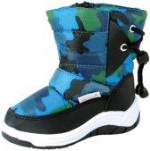 Gevavi Boots CW83 Blauw Gevoerde Kinderlaarzen 23