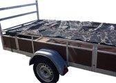 Aanhangwagen Net Gaas Meganyl 4.5*2.5