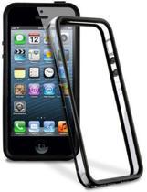 Transparant Bumper Frame Case hoesje iPhone 5 5S