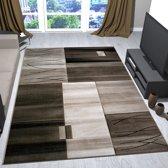 Vloerkleed Florenza Bruin 9088 80x150cm 12mm hoog
