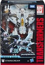 Transformers Generations Studio Series Voyager Starscream - Actiefiguur