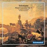 Wind Concertos Vol5