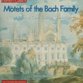 Bach Family, Motets Of The