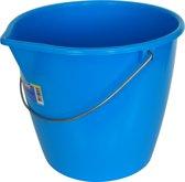 Vero Kunststof Emmer 12 l - Blauw