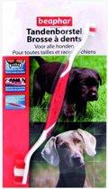 Beaphar Tandenborstel - Hond en Kat - 2 borstels - 2 stuks