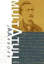 Boek cover Jaarboek Multatuli 2014 van Klaartje Groot (Paperback)
