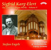 Complete Organ Works  Vol 4