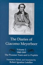 The Diaries of Giacomo Meyerbeer