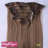 Clip In Hairextensions - Bruin