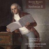 Gaetano Brunetti: Sinfonias II
