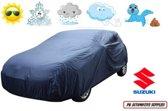 Autohoes Blauw Polyester Suzuki Wagon R+ 1997-2000 (3-teilig)