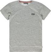 Tumble 'n dry Jongens Tshirt Lenn -  snow white  -  maat 146/152
