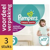 Pampers Active Fit Pants Maat 5 Luiers