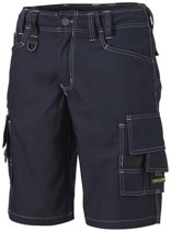 Tricorp Worker Canvas kort model - Workwear - 502006 - navy - Maat 44