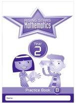 Rising Stars Mathematics Year 2 Practice Book B