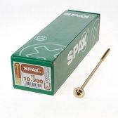 Spax-s Spaanplaatschroef tellerkop discuskop T50 10 x 280mm
