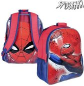 Spiderman rugzak reversible