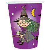 Halloween Heksen bekers