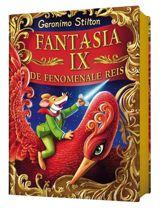Fantasia 9 - Fantasia IX: De Fenomenale reis