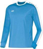 Jako Striker LM - Voetbalshirt - Jongens - Maat 164 - Blauw licht
