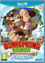 Donkey Kong Country: Tropical Freeze /Wii-U (ORIGINAL VERSION)