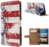 Statue Of Liberty Wallet Case HTC One M9