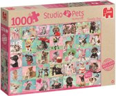 Studio Pets Lovely Day - Puzzel 1000 stukjes