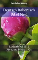Deutsch Italienisch Bibel Nr.5