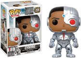 Funko Pop! Dc: Justice League Movie Cyborg - Verzamelfiguur