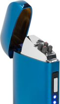 Plasma Lighter Blauw