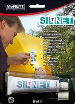 McNett Silnet - Reparatiemiddel en Nadendichter - 28 gram