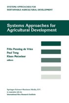 Systems approaches for agricultural development