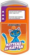 Scroll Game - Kittens & Katten