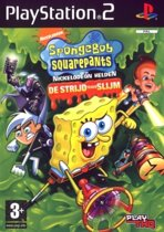 SpongeBob and Friends : De Strijd Tegen Slijm