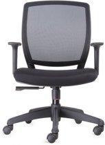 BenS 820-Eco-1 bureaustoel - Ergonomisch - Zwart