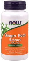 Ginger Root Extract 90v-caps