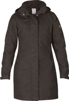 Fjallraven Una Jacket - dames - winterjas - XL - bruin