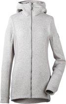 Didriksons Merra Jacket Vest Dames - Aluminium