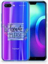 Huawei Honor 10 Uniek TPU Hoesje Boho Beach