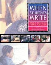 Fletcher, R: When Students Write (DVD)