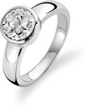 TI SENTO Milano Ring 1616ZI - Maat 50 (16 mm) - Gerhodineerd Sterling Zilver