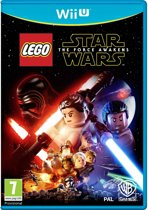 LEGO Star Wars: The Force Awakens Wii U