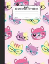 Math Composition Notebook