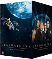 STARGARTE SG1 COMPLETE COLLECT