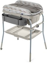 Chicco Cuddle & Bubble Silver badcommode