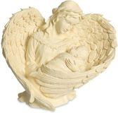 Engelbeeldje Motherly Love (17 cm)