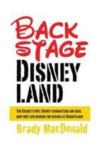 Backstage Disneyland
