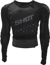 Shot Protectievest Airlight Black-XL